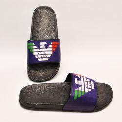 Модные брендовые шлёпки сланцы Armani для мальчиков 36 размер 37 размер 38 размер 39 размер 40 размер 41 размер
