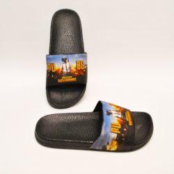 Модные брендовые шлёпки сланцы PUBG для мальчиков 36 размер 37 размер 38 размер 39 размер 40 размер 41 размер