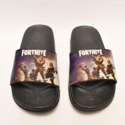 Модные шлёпки сланцы Fortnite для мальчиков 36 размер 37 размер 38 размер 39 размер 40 размер