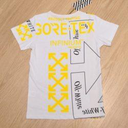 Трендовая футболка Offwhite для мальчиков  9 лет 10 лет 11 лет 12 лет 13 лет  14 лет