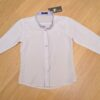 Белая школьная рубашка Philipp Plein с длинным рукавом для мальчиков 9 лет 10 лет 11 лет 12 лет 13 лет 14 лет. Турция, хлопок.