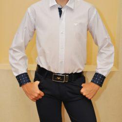 Стильная брендовая белая школьная рубашка Armani для мальчиков 6 лет 7 лет 8 лет 9 лет 10 лет 11 лет 12 лет 13 лет 14 лет 15 лет. Турция, хлопок, отличное качество!