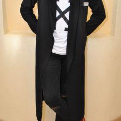 Модная стильная мантия Off white  для мальчика 10 лет 11 лет 12 лет 13 лет 14 лет 15 лет. Турция