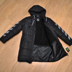 Модная  брендовая зимняя куртка Off white для мальчика 10 лет 11 лет 12 лет 13 лет 14 лет 15 лет, утеплитель холофайбер, флисовая подкладка, пр-во Турция