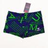 Модные брендовые плавки-боксёрки Armani для мальчиков 10 лет 11 лет 12 лет 13 лет 14 лет 15 лет 16 лет