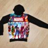 Худи Marvel герои  мир чемпионов  для мальчиков   6 лет 7 лет 8 лет 9 лет 10 лет 11 лет 12 лет 13 лет 14 лет , Турция