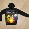 Худи World of Warcraft battle for Azeroth для мальчиков 6 лет 7 лет 8 лет 9 лет 10 лет 11 лет 12 лет 13 лет 14 лет