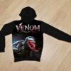 Худи Venom Веном для мальчиков 6 лет 7 лет 8 лет 9 лет 10 лет 11 лет 12 лет 13 лет 14 лет