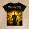 Футболка Deus Ex для мальчиков 6 лет 7 лет 8 лет 9 лет 10 лет 11 лет 12 лет 13 лет 14 лет