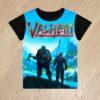 Футболка Valheim Вальхейм для мальчиков 6 лет 7 лет 8 лет 9 лет 10 лет 11 лет 12 лет 13 лет 14 лет