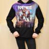 Трендовое худи  Fortnite для мальчиков 10 лет 11 лет 12 лет 13 лет 14 лет 15 лет 16 лет, Турция