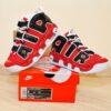 Трендовые  кроссовки Nike Air More Uptempo для мальчиков  35 размер 36 размер 37 размер 38 размер 39 размер 40 размер 41 размер, Вьетнам