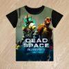Футболка Dead Space 3 Awakened для мальчиков 6 лет 7 лет 8 лет 9 лет 10 лет 11 лет 12 лет 13 лет 14 лет