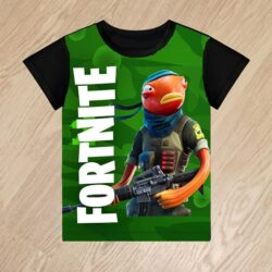 Футболка Fortnite Triggerfish для мальчиков 6 лет 7 лет 8 лет 9 лет 10 лет 11 лет 12 лет 13 лет 14 лет